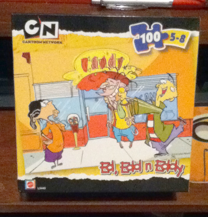 My New Ed, Edd n Eddy Puzzle by Edness-Madness