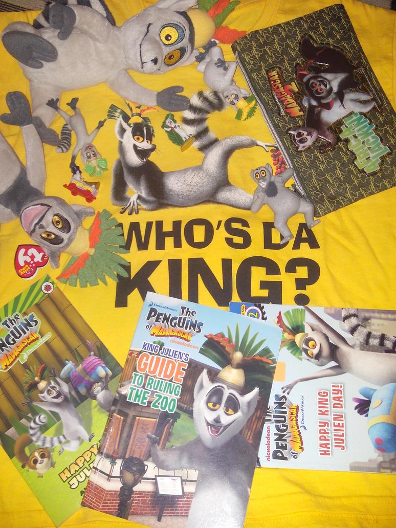 King Julien-obsessed by KingJulienFangal