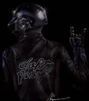 Thomas - Daft Punk by AmanndaSierra