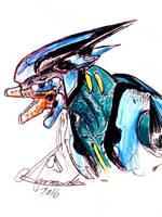 Elite-Sketch by AmanndaSierra