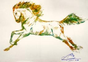 Horse by AmanndaSierra