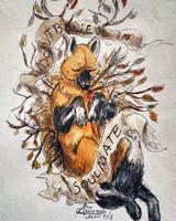 broken heart-wip by AmanndaSierra