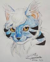 Blazu Mino by AmanndaSierra