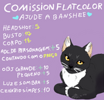 comission open!