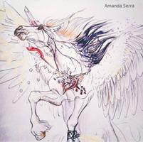 The Broken Jewel by AmanndaSierra