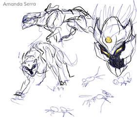 Promethean Scout concept 2 by AmanndaSierra
