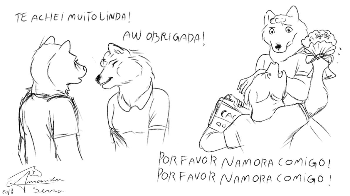 Porta dos desesperados by AmanndaSierra