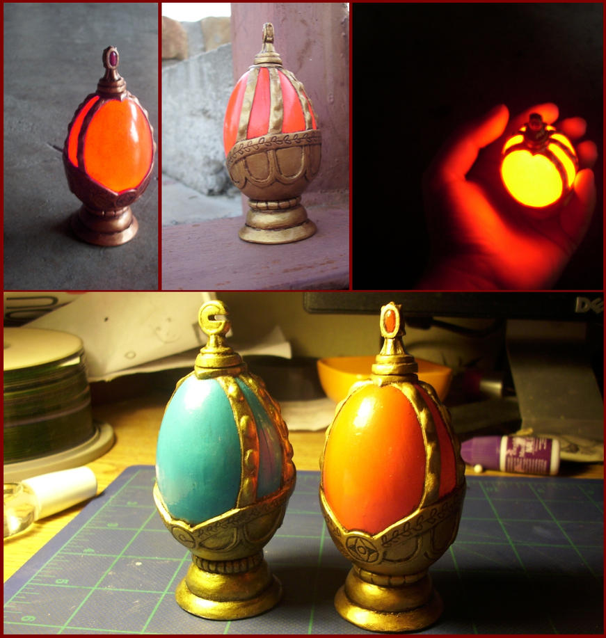 Kyoko's Soul Gem by TheAnna