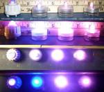 Submersible LED comparison
