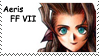 --Aeris Stamp-- by Ryuu-niisan