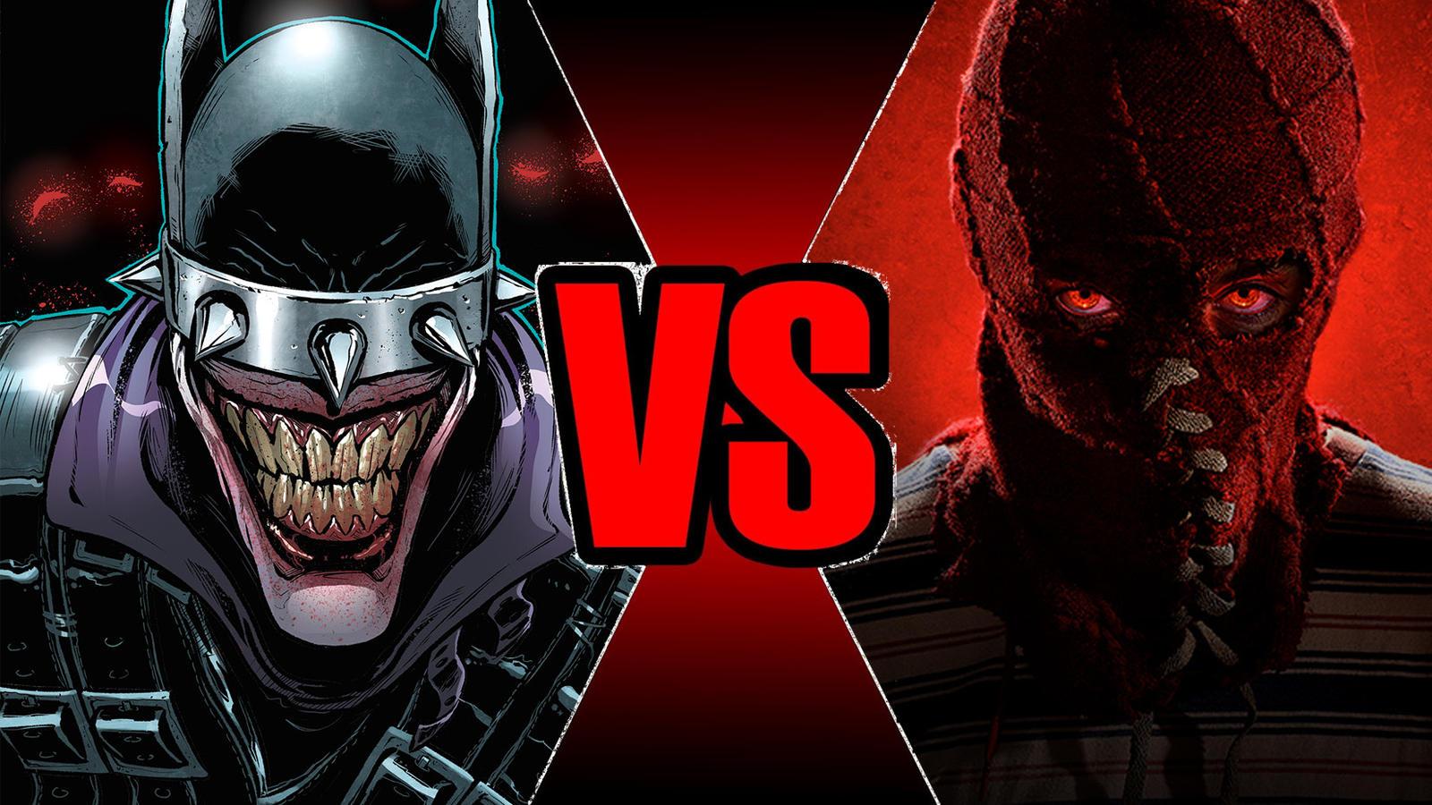Sale Batman Who Laughs Vs Brightburn By Chaosservant12345