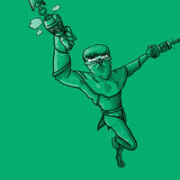 Hookshot Ninja by SLTE