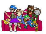 Draw the squad YOUTUBE!