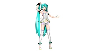 Project DIVA Future Tone - Cute Miku