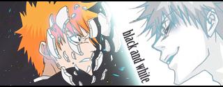 Ichigo and Hichigo sig by Shinobka