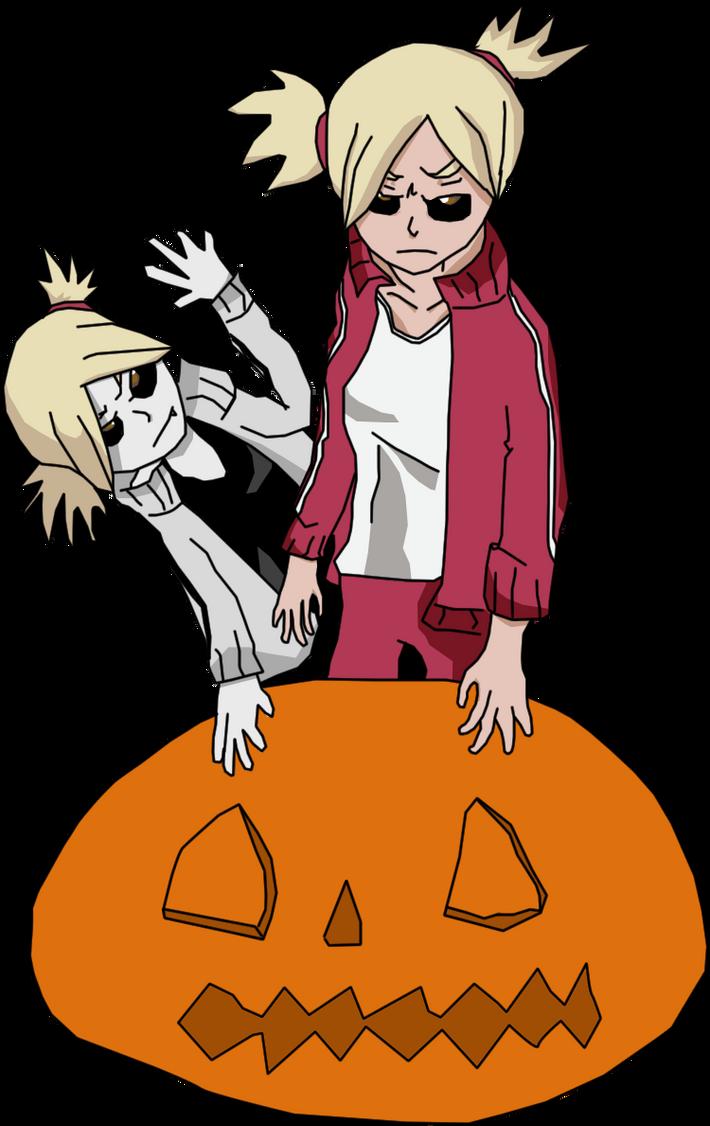 Bleach Halloween by Shinobka