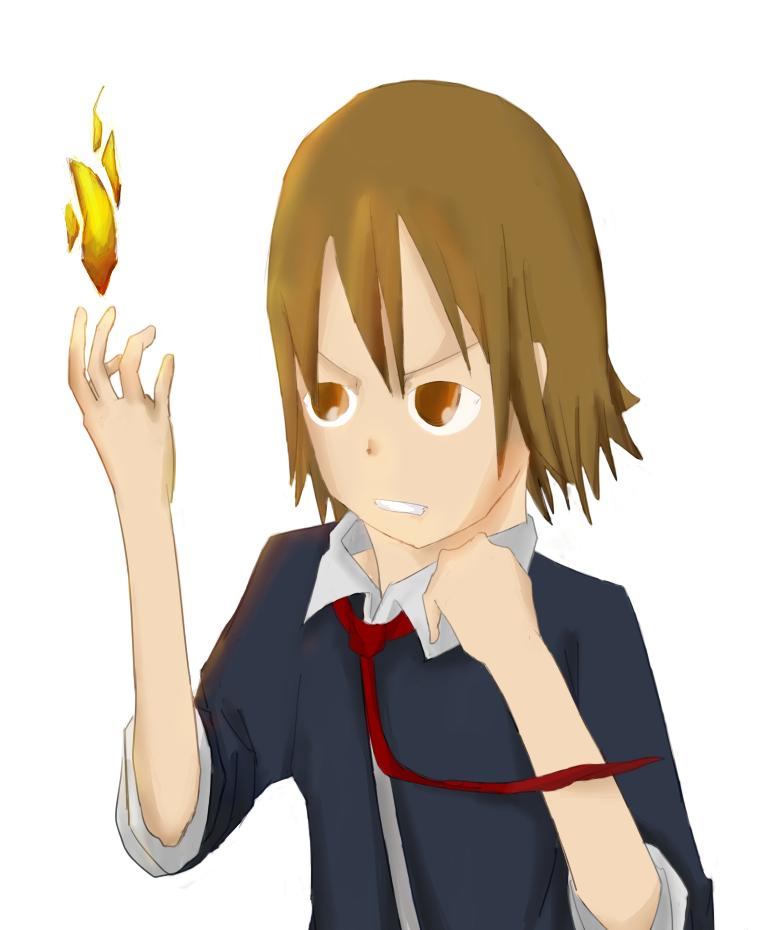 Shadow Flame by Shinobka