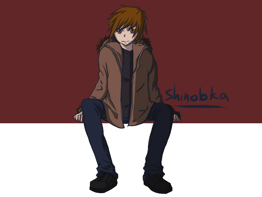 Ritsu winter ID by Shinobka
