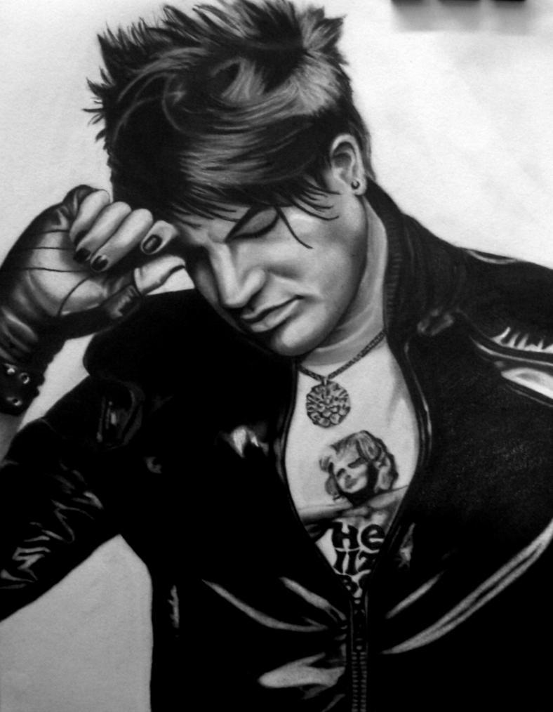 Adam Lambert by Bang10