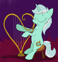 Lyra Heartstrings by AmbroseButtercrust