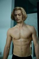 Jasper Cullen by darknEi
