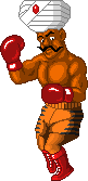 Great Tiger (Super Punch-Out (SNES) Style) by GoldenEubank21