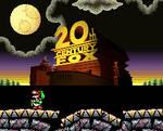 Yoshi vs. the 20th Century Fox Logo