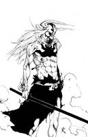 Bleach: Hollow Ichigo by TAKORUone