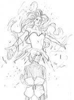 Commission:Cecil and Cecilia by TAKORUone