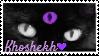 Khoshekh Stamp by fizzytastic