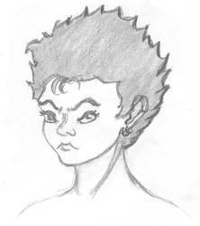 Another woman portrait