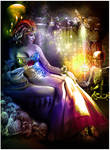 Goddess of Lonely Hearts by Hanan-Abdel