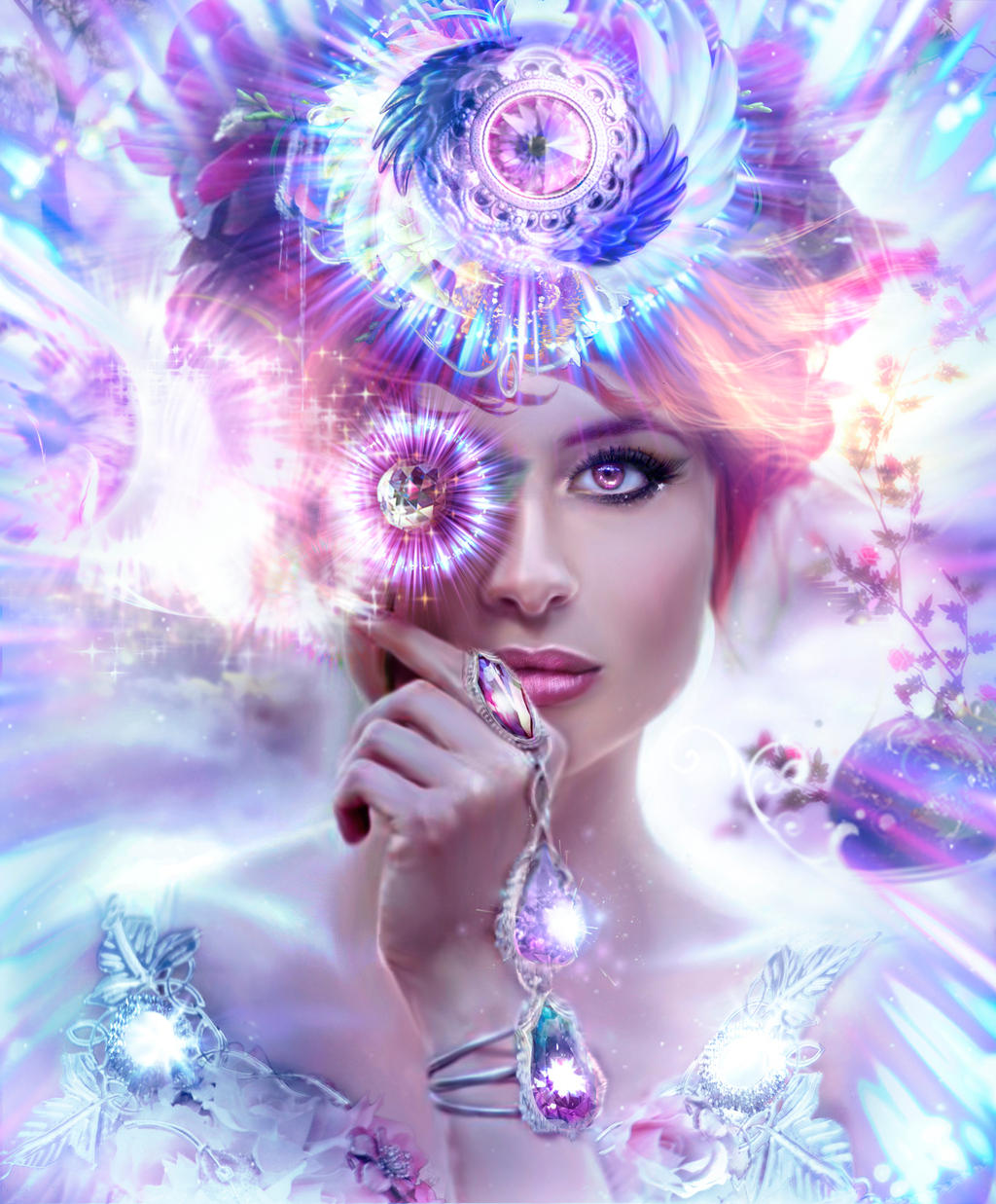 Crystals And Aura Kea0