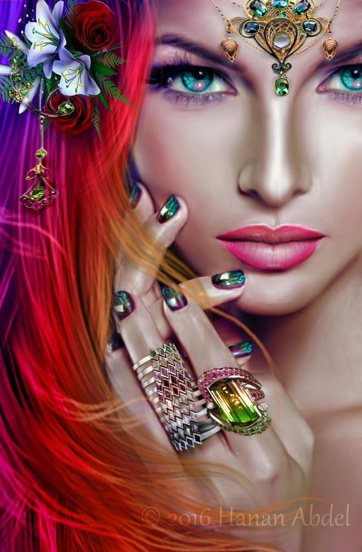 Queen Lola by Hanan-Abdel