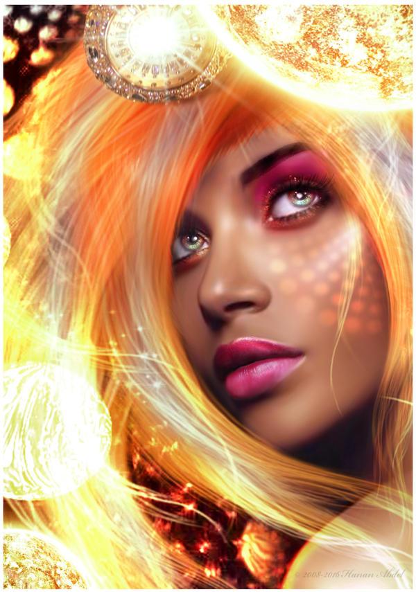 A Thousand Suns by Hanan-Abdel