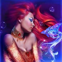Spirits of the Sea by Hanan-Abdel