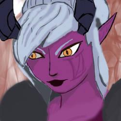 Demon Vi by ekramer65