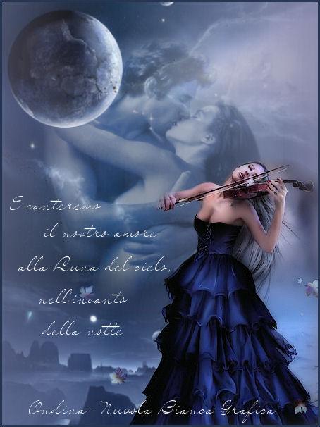 Il nostro amore alla Luna by OndinaNuvola