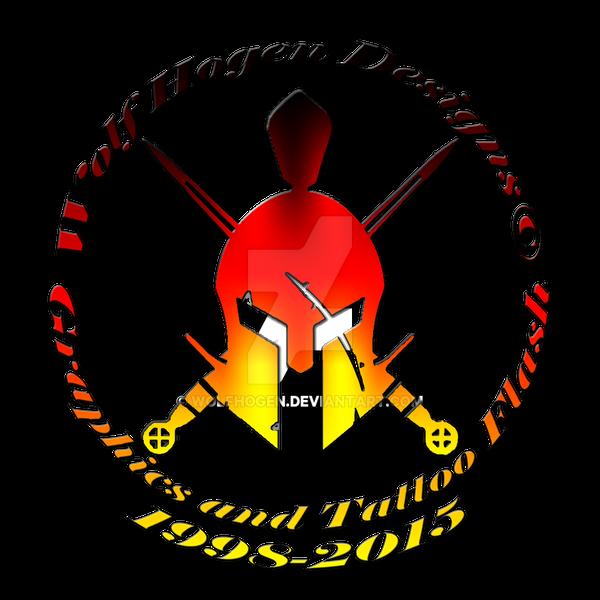 WHD Spartan Logo by wolfhogen