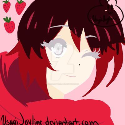Ruby Rose by UsagiJoyline
