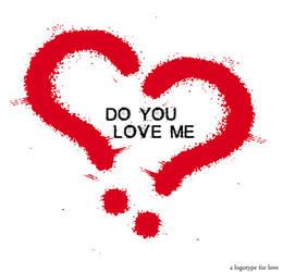 Love Logo by negativethinking