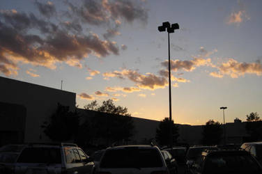 Mall, Transformed by Sky