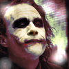 The Joker 100x100 by RouxWolf