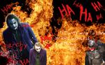 Joker Wallpaper by RouxWolf