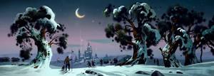 The Hunters in the Snow by IvanLaliashvili