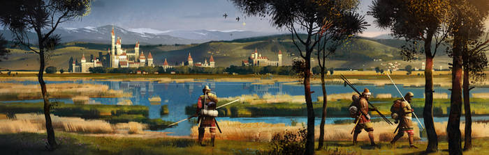 Last glance by IvanLaliashvili