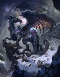 Dragon_Poster by IvanLaliashvili