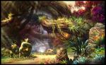 Loading animation_Magic Forest