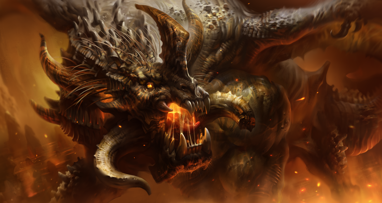 Dragon_2 by IvanLaliashvili