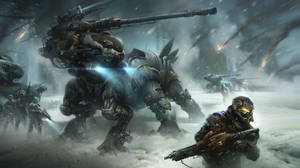 Winter  Behemoth_Destiny fan art